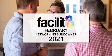 Facilit8 Networking Sundowner - February '21 tickets