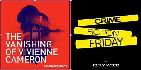 Open Book: Vikki Petraitis and Emily Webb discuss true crime tickets