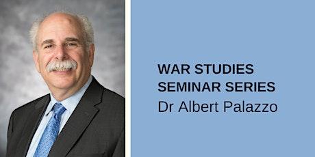 War Studies Seminar Series tickets