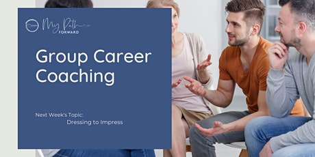 Group Career Coaching tickets