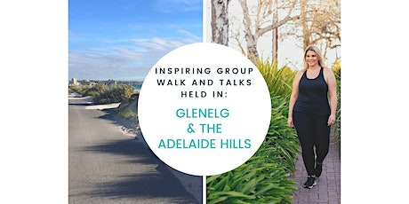Group Walk and Talk. Glenelg North, S.A. -1 hour tickets