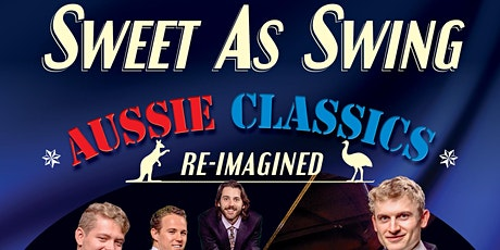 Sweet As Swing: Aussie Classics Re-Imagined tickets