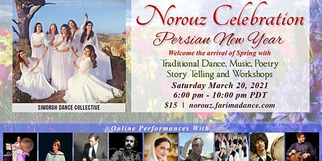 Norouz Celebration tickets