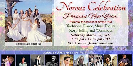 Norouz Celebration tickets