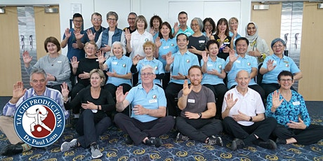 ONLINE WORKSHOP: Enhancing Yang Style 24 Forms Tai Chi with Dr Paul Lam billets