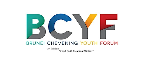 Brunei Chevening Youth Forum 13th Edition tickets
