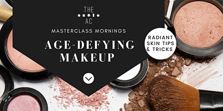 Masterclass Morning: Age-defying Makeup tickets