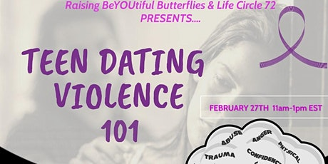 Teen Dating Violence 101 tickets