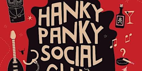 Hanky Panky Social Club tickets