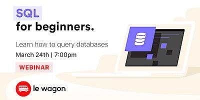 %5BWebinar%5D+SQL+for+beginners