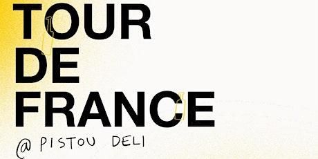 Tour de France tickets