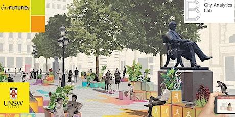 Webinar: Smart Cities for human-centric design tickets