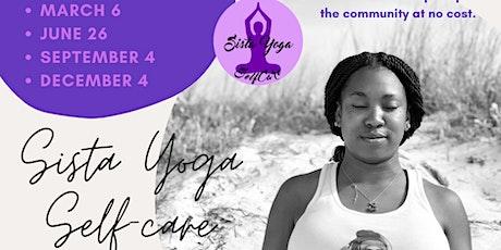 Sista Yoga Selfcare 2021 tickets