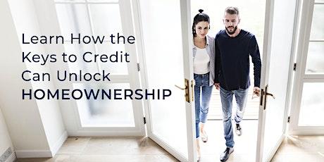 Learn How the Keys to Credit Can Unlock Homeownership, Atlanta, GA! tickets