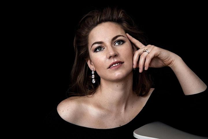 Opera at Clifton  - Star soprano Eleanor Lyons & pianist Vladimir Fanshil image