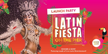 Latin Fiesta Fridays - LAUNCH PARTY! tickets