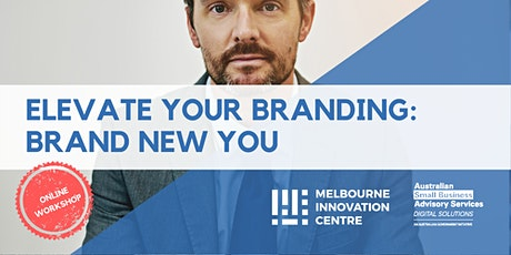 Elevate Your Branding: Brand New You tickets