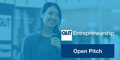 QUT Entrepreneurship's Open Pitch Night – Online tickets