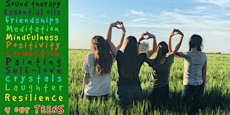 Building self-love, A Powerful Mini Retreat For Teens tickets