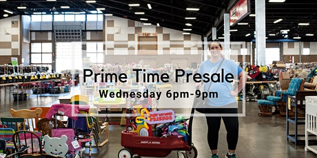 North Indy Prime Time Shopping (For Purchase)| Wednesday Spring 2021 tickets