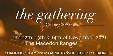 The Gathering of the Goddesses Festival tickets