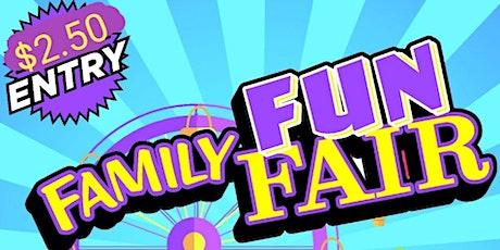 Devonport Family Funfair tickets
