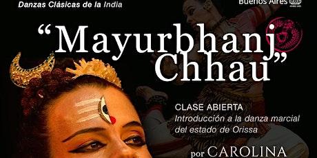 CHHAU DANCE - Clase abierta de introducción - entradas