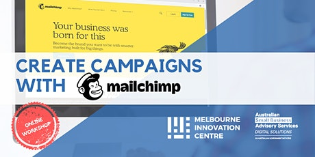 Create Email Campaigns with Mailchimp tickets