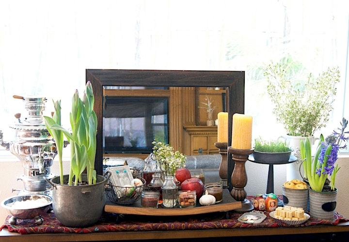 "The Celebration of Nowruz ""Persian New Year"" image"