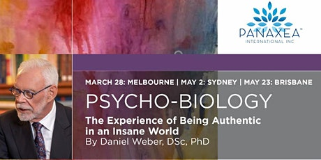 PSYCHO-BIOLOGY  Sydney tickets