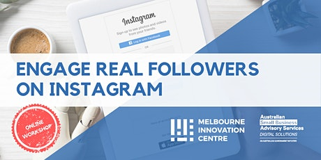 Engage Real Followers on Instagram tickets