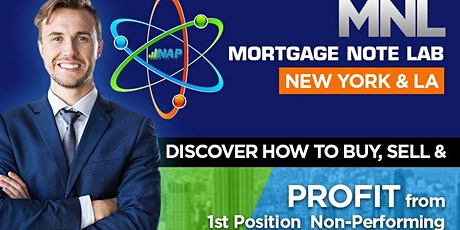 July 2021 Mortgage Note Lab - VIRTUAL tickets