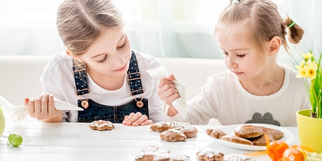 Biscuit baking and decorating workshop tickets
