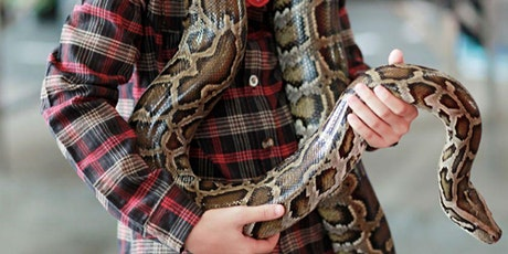 SCHOOL HOLIDAY FUN Free Reptile Shows tickets