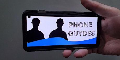 Phone Guydes Smartphone Workshop tickets