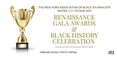 NYABJ Renaissance Gala and Awards tickets