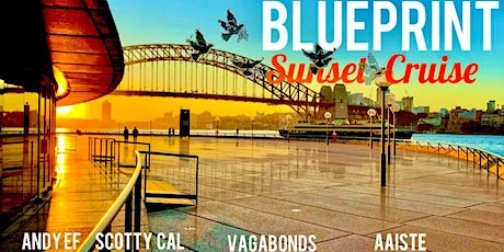 Blueprint Sunset Boat Party- Sunday Sesh! tickets