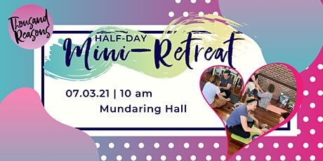 March Mini Retreat tickets