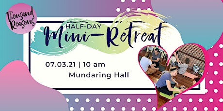 Mini Retreat tickets