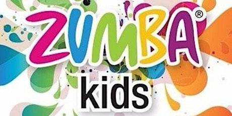 Zumba Kids & Kids Jr. ingressos