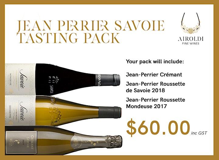 Virtual Tasting with Jean-Perrier Savoie image