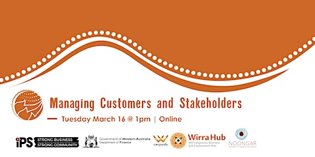 Managing Customers and Stakeholders tickets
