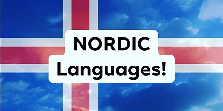 MULTILINGUAL MIXER: English + Nordic Languages (+ Dialects)! tickets