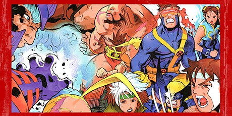 Xmen vs Street Fighter: The Arcade Tournament tickets