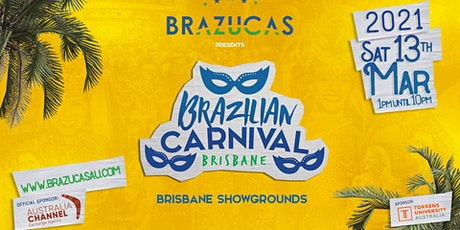 Brazilian Carnival in Brisbane 2021 tickets