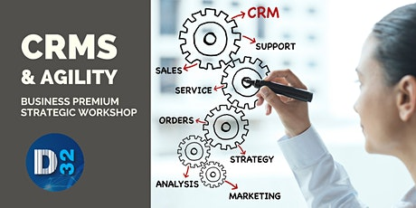 District32 Connect Premium - CRMs and Agility  - Thu 25th Mar tickets