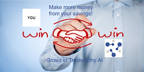 Win-Win: You make more money from your savings, Omina Technologies grows! tickets