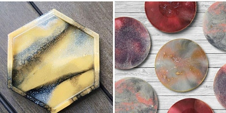 Resin Art Workshop (DIY Craft) tickets