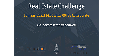 Real Estate Challenge Saxion tickets