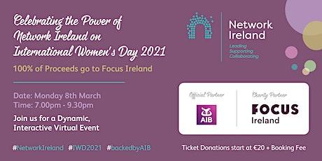 Network Ireland International Women's Day tickets